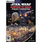 STAR WARS EMPIRE AT WAR FORCES OF CORRUPTION FOR PC NEW 023272713188