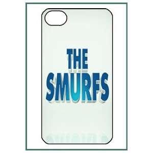 Smurf Smurfs Cartoon Movie Cute Lovely Figure iPhone 4s