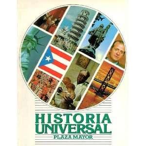 Historia Universal Editorial Plaza Mayor Books