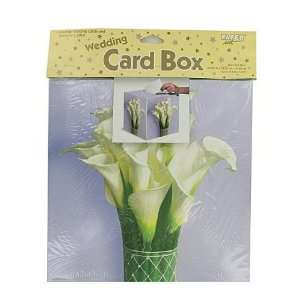 6 Lily Bouquet Wedding Card Boxes 12 Home & Kitchen