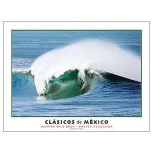 : Clásicos de México Mexpipe Wild Drop   Puerto Escondido Surfing