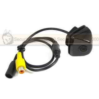 car rear view camera with wide viewing angle waterproof and good value