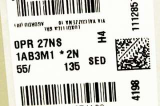 NEW PRADA SPR 27N SPR27N 27 N SUNGLASSES BLACK 1AB 3M1 AUTHENTIC 2N