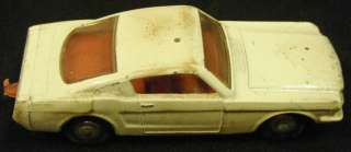Matchbox 1968   England Made Vintage Die Cast Ford Mustang