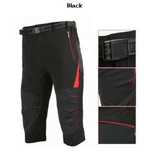 Cycling Mountaineering Climbing Hiking Spandex Shorts Pants Bottom