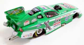 2011 John Force Castrol 124 Scale Diecast NHRA Funny Car Action