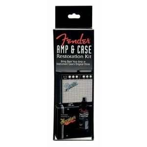 Meguiars Amp & Case Restore Kit Musical Instruments