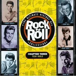 Rock & Roll Collection 3 Teen Idols Various Artists