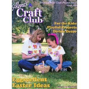 Aleenes Craft Club Magazine (March 2001): Joan Fee: Books