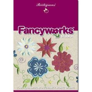 FANCYWORKS Embroidery Machine Digitizing Software: Home & Kitchen