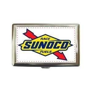 Sunoco Racing Fuel Logo Cigarette Case