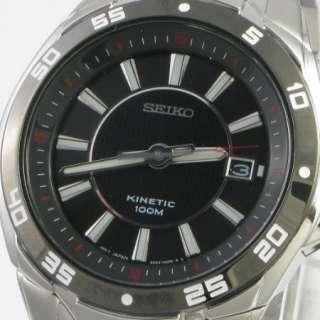 Seiko Men Watch KINETIC 5M62 100m Sport Xpress +Box+Warranty SKA433P1