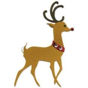Sizzix Originals Die Large Reindeer Arts, Crafts & Sewing