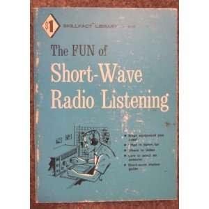 The Fun of Short Wave Radio Listening Len Buckwalter Books
