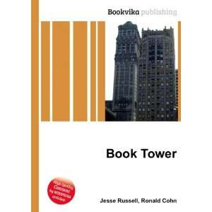 Book Tower Ronald Cohn Jesse Russell Books
