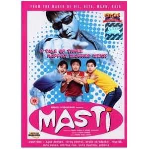 Masti: Ajay Devgan, Vivek Oberoi, Amrita Rao, Aftab Shivdasani
