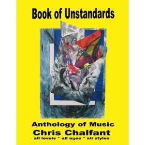Book of Unstandards   Anthology of Music (scores
