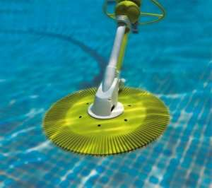 DERBY Automatic Vac Above Ground Pool Vacuum Cleaner 877039006958