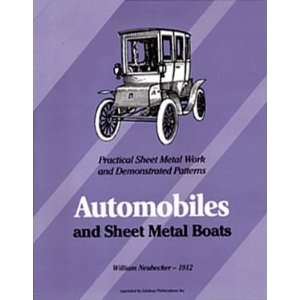 Practical Sheet Metal Work Automobiles and Sheet Metal