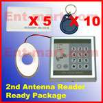 RFID Access Control DIY Full Kit Set Electric Strike Door Lock (NO