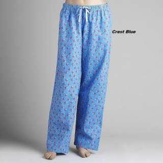 Womens Joe Boxer Flannel Pajama Pants Sz XS,S,M,L,XL Asst Colors