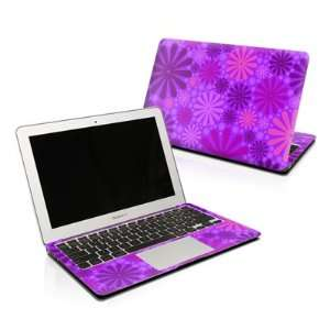 Purple Punch Design Protector Skin Decal Sticker for Apple MacBook Pro
