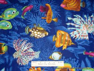 Fish Tropical Fishes Coral Reef Sea Ocean Aquarium Rainbow Novelty