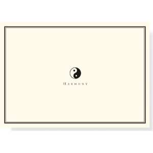 Yin Yang Note Cards (Stationery, Boxed Cards