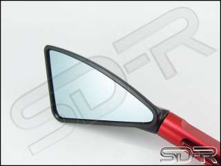 2010 Triumph Daytona 675 High Quality CNC Machined SD R Mirrors