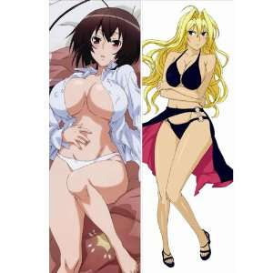 Japanese Anime Body Pillow Anime Sekirei, 13.4x39.4 Double sided