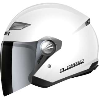 LS2 OF569 SCAPE OPEN FACE REMOVABLE CHIN BAR DEMI JET MOTORCYCLE