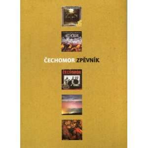Zpevnik (Piano Vocal Scores) Various Czech Composers,  Books
