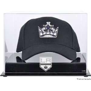 Los Angeles Kings Acrylic Cap Logo Display Case Sports