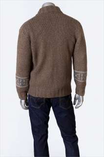 2450 BRUNELLO CUCINELLI SWEATER 100%CASHMERE PLUSH 12 PLY FULL ZIP M