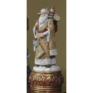 Chrismas Wishes Merry Maker Sana Claus Figure 12.5 Home & Kichen
