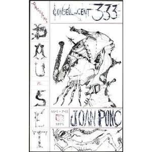 Galeria Dau al Set 1974 by Joan Ponc, 18x29 Home