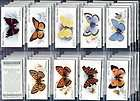 1932 Butterflies Cigarette Tobacco Cards JOHN PLAYER