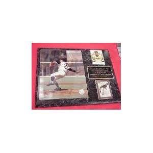 San Francisco Giants Juan Marichal 2 Card Collector Plaque