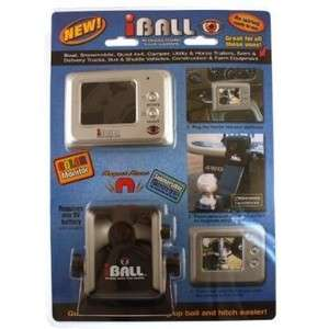 iBall Wireless Trailer Hitch Car Truck Backup Rear Camera Magnetic