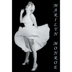 Marilyn Monroe White Dress Set of 2 Magnets *SALE*  Sports