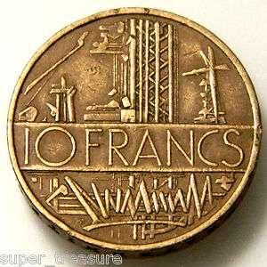 COIN   1979   10 FRANCS REPUBLIQUE FRANCAISE COIN (FRANCE)