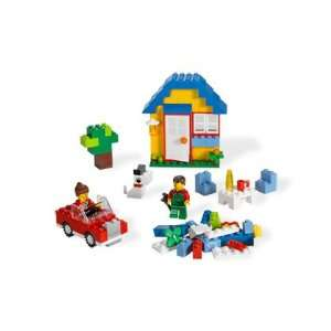 LEGO House Building Set: Toys & Games