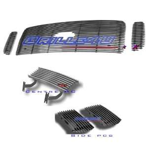 99 04 Ford F250/F350 Super Duty Billet Grille Grill Combo
