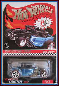 2007 Hot Wheels RLC Bone Shaker