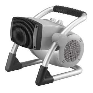 Air King 8900 Black/Grey Portable Ceramic Heater with