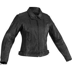 River Road Womens Cruiser Black Jacket   X Large/Black