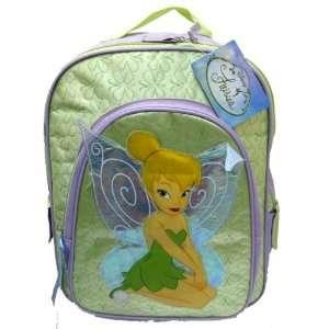 Disney Tinkerbell Fairies Girls Large Green School
