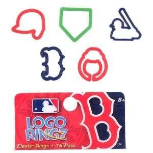 MLB Boston Red Sox Logo Band Ringz