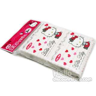 Sanrio Hello Kitty Travel Tissue (2 set)