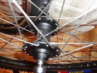 Red Line SS disc, rim brake 26 MTB mountain bike 32h ALEX Redline